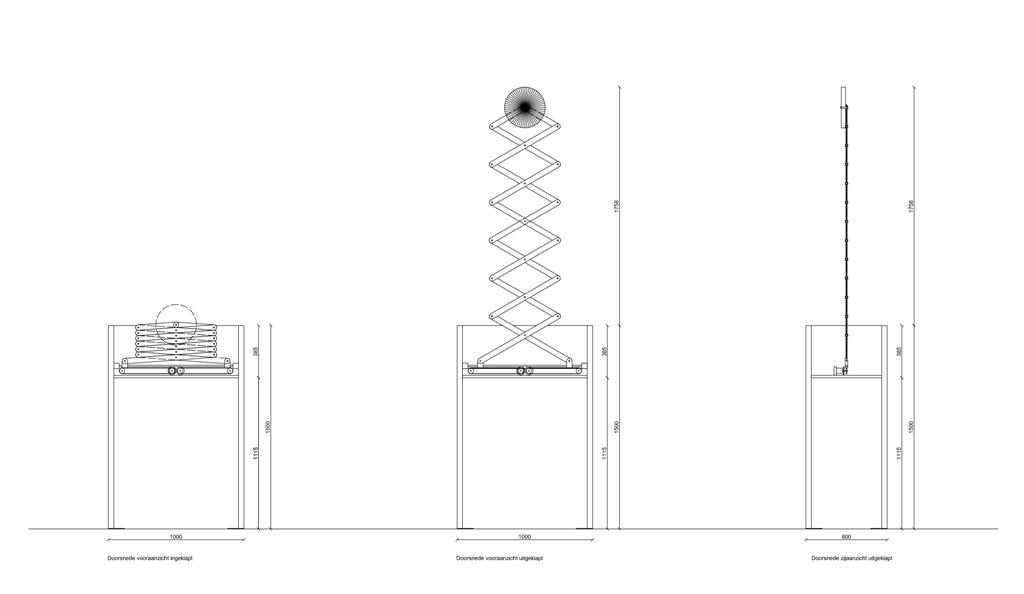 kinetic installation