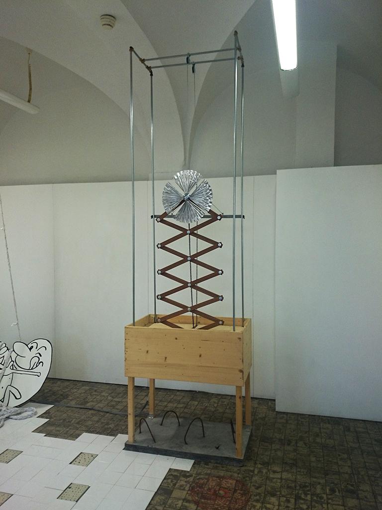 Installatie Saar 2